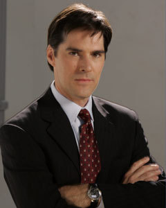 """Most of the other picks originated as a book, cartoon या comic and then became live-action later so my answer is probably going to sound really weird द्वारा comparison. But I'm going to go with Aaron Hotchner from Criminal Minds because he had a very tragic life and could've easily दिया up and become the """"bad guy"""". But instead he chose to fight and became a profiler for the FBI."""