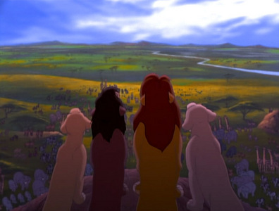 Favourite Classic- The Lion King Favourite now- The Lion King and The Lion King 2: Simba's Pride.