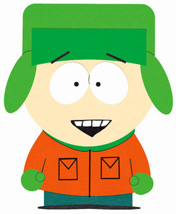 This is kyle from south park, he makes me laugh, lol.