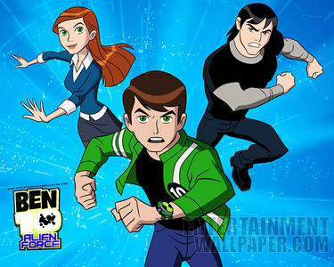 This is a really bad pic cos its and old one.... Ben 10 alien force