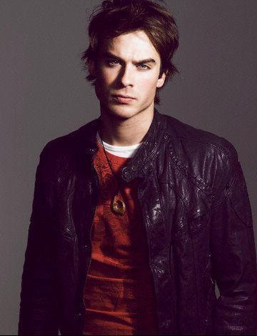 Why do toi like Damon?