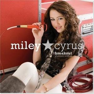 Miley Cyrus!! :)