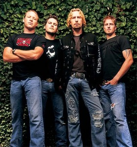nickleback is the bomb