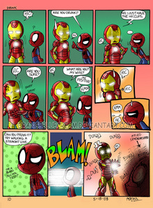i live in america.... so no i can't see it...   CUT SPIDERMAN COMIC <3