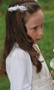 I just hope that the Casting Directors, give an unknow a chance to play Renesmee. (Casting should start soon). Many of the current cast were relative unknows, until Twilight. My daughter Paige is hoping for a chance to audition. This is her...