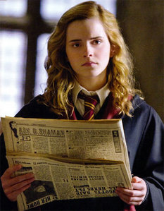 We (Arabs) say it just like 你 هرمايني = Hermione