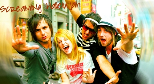 paramore of course :)