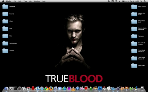 This is my desktop... hotness! 15 days!!! :D