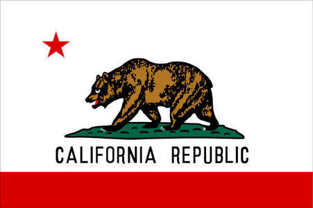 California. I used to live there, and I cinta it! :D