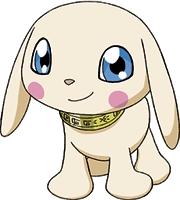 Salamon of Digimon Adventure