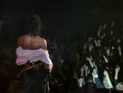 """Totally agree with you!! He is the hottest man ever!! In """"Come together"""" he is truly hot..so sexy!!! I Cinta his hottness in Dirty Diana .. aow.. that shirt!! and In the closet.. he's dangerously sexy there!! and when he sings it live.. just... faint!!!!"""