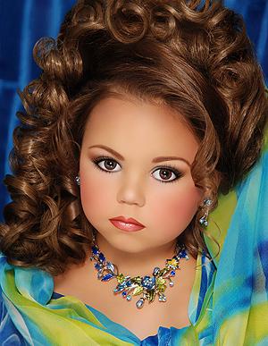 my latest glitz pageant headshot