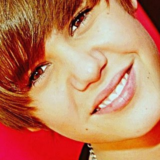 justin bieber because he is so hot and cute and VERY TALANDE