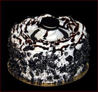 Oreo cake! :D