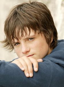josh hutcherson...he's a smidge older now but i think he has the chops and the look