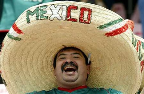 Is it gonna be anything like the mexican hat dance? Agh DAMN! No that song is stuck in my head.