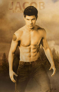 i prefer JACOB more because he's very sweet and warm.He's not cold like edward (no offence) And he got a good body!