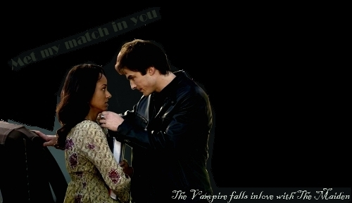 In the holiday spirit, what do आप think Damon would give Bonnie for Christmas?