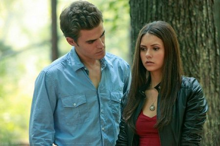 What do you think Stefan would give Elena for Christmas?