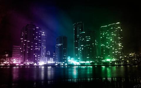 A pretty city:)