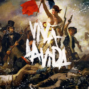 this is the album for Coldplay's Viva la Vida album (viva la vida is the best.song.EVER!)