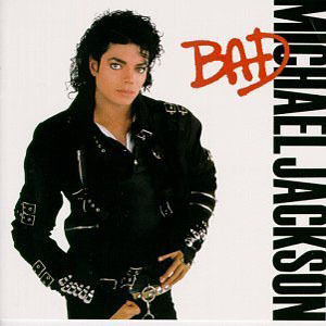 ARTIST: Michael Jackson. ALBUM: Bad.
