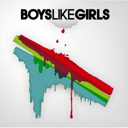 """Boys Like Girls. I like """"Five minutos To Midnight"""" :) (i had so much trouble figuring out which band i like best, considering there are lots that i LOVE)"""