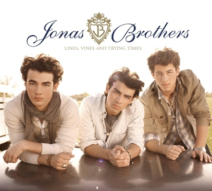 Lines, Vines and Trying Times por the Jonas Brothers