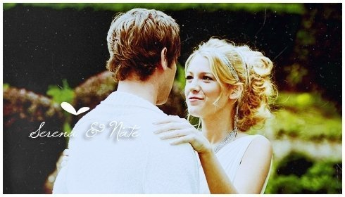 My favourite would have to be...  Nate & Serena ~ Gossip Girl  I've loved them since episode 1 :D