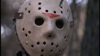 Jason voorhees from friday the thirteenth. the whole picture doesnt ipakita in my icon but its better than nothing.
