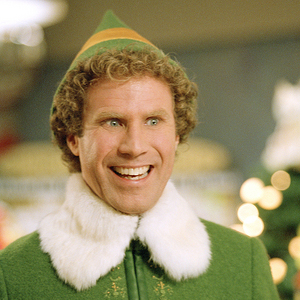 Answer the phone like Buddy the Elf Day!!!