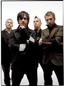 OH MY JASHIN! THREE DAYS GRACE ALL THE WAY!!!