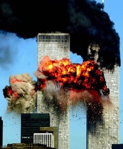 Al Qaeda. I'm sorry if this offends anyone, but I don't know anyone from Pakistan - everything I hear about Pakistan is related to terrorism, so آپ can't blame me for associating Pakistan with terrorism.