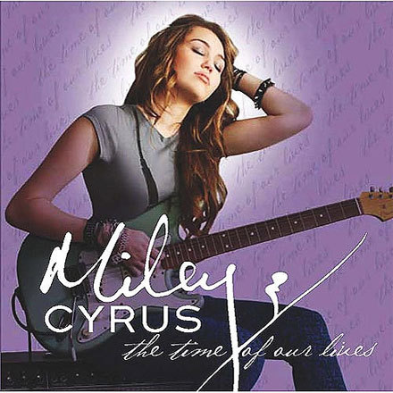 Paramore,brand new eyes.but many people had choose it so i choose miley cyrus, my favourite singer with her album the time of our lives.