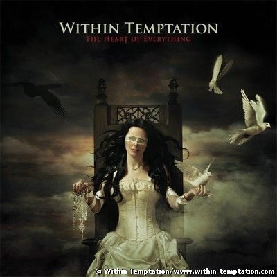 within temptation i picked this one not because its my favirote but because it has the most intresting cover.