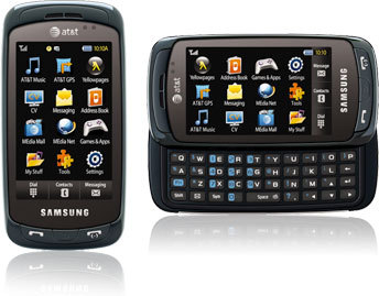 This is my phone, it's a Samsung Impression. I love my Butterscotch!(my phones name) XD
