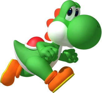 I think Yoshi's adorable whether he a boy or a girl =D