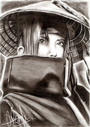 Best Naruto character fan art contest!