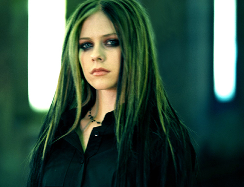 Avril Lavigne!!! I cinta HER! <3