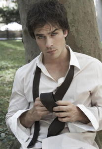 I could see Chris Pine as Ian. But, personally, I would rather have Ian Somerhalder. :~)