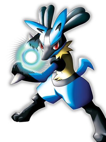 My best pokemon is gotta be Lucario and the way he uses that verplaats called aura sphere its so powerful and he isone of the quickest pokemon of all time he has very powerful moves and abilities i think hes perfect.
