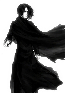 My پسندیدہ is Snape!