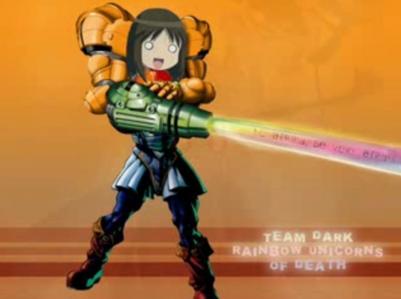 Team Dark arcobaleno unicorni of Death 0_0