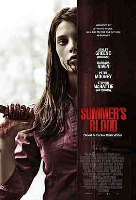 has anyone seen ashely greenes new film summers blood? Is it good?