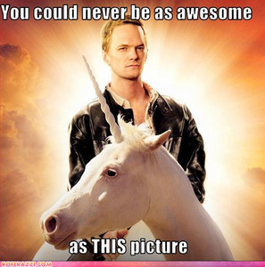 I also like Neil Patrick Harris.
