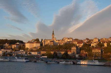 In Belgrade,Serbia...(Europe)...I still live here..