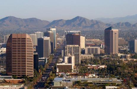 This is actually a pic of Phoenix even though I live in Glendale, Arizona