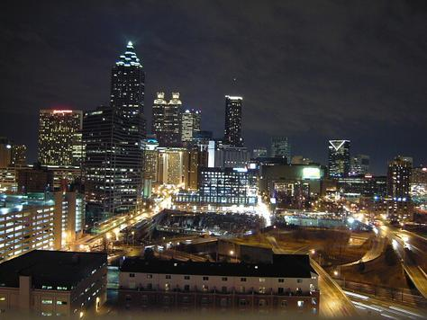 Atlanta, GA. Well...I live in the country but this is the closest city.