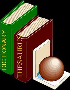 """Do they have the word """"dictionary"""" in the dictionary?"""