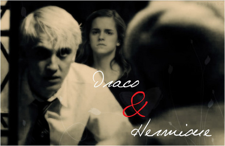 I really Liebe Romione, but the idea of Draco and Hermione as a couple really fascinates me.
